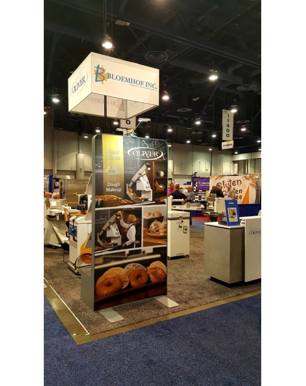 Photo Album: IBIE 2016 Oliver Packaging & Equipment Company
