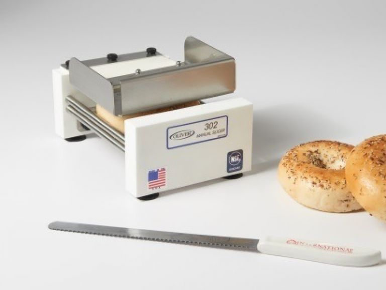 Bagel & Bun Manual Slicer Model 302