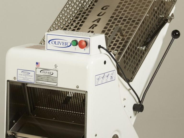 ProGuard for Gravity Feed Slicer